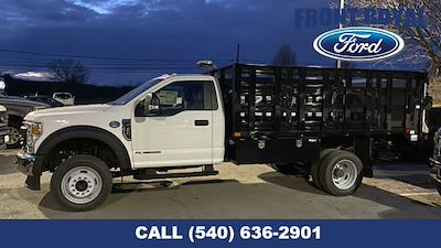 2020 Ford F-450 Regular Cab DRW 4x2, PJ's Stake Bed #T3032 - photo 3
