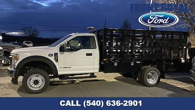 2020 Ford F-450 Regular Cab DRW 4x2, PJ's Stake Bed #T3032 - photo 56