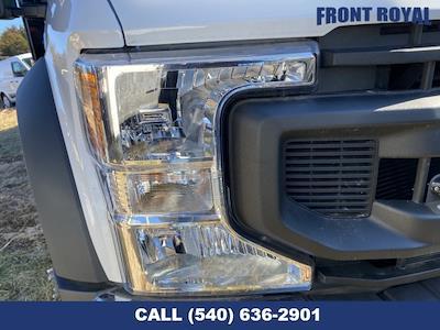 2020 F-450 Regular Cab DRW 4x2,  PJ's Truck Bodies Stake Bed #T3032 - photo 8
