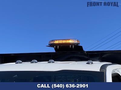 2020 F-450 Regular Cab DRW 4x2,  PJ's Truck Bodies Stake Bed #T3032 - photo 12