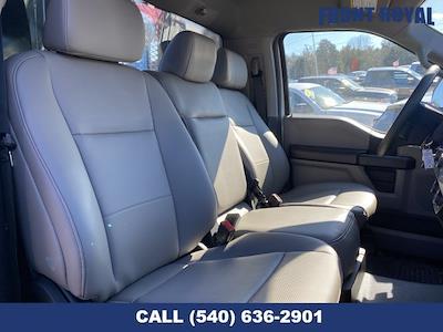 2020 F-450 Regular Cab DRW 4x2,  PJ's Truck Bodies Stake Bed #T3032 - photo 36