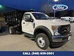 2020 Ford F-450 Regular Cab DRW 4x2, PJ's Stake Bed #T3032 - photo 10
