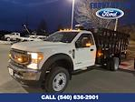 2020 Ford F-450 Regular Cab DRW 4x2, PJ's Stake Bed #T3032 - photo 16