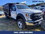 2020 F-450 Regular Cab DRW 4x2,  PJ's Truck Bodies Stake Bed #T3032 - photo 1