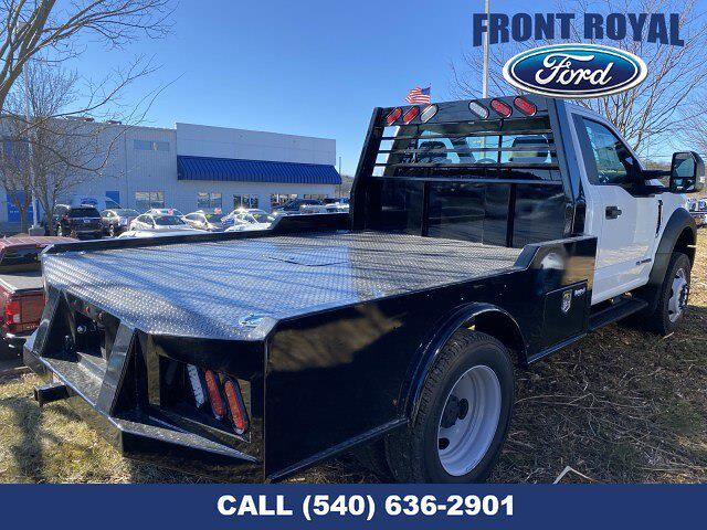 2020 Ford F-550 Regular Cab DRW AWD, PJ's Hauler Body #T3088 - photo 1