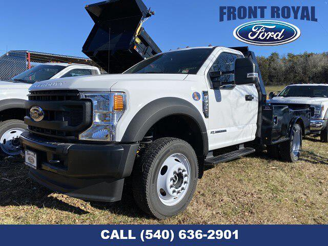 2020 Ford F-550 Regular Cab DRW AWD, PJ's Western Hauler Body #T3088 - photo 7
