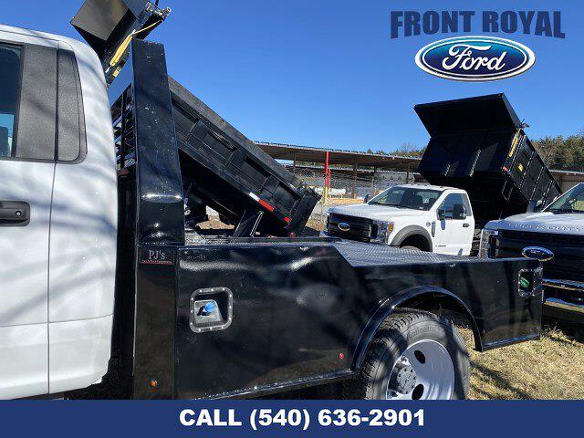 2020 Ford F-550 Regular Cab DRW AWD, PJ's Western Hauler Body #T3088 - photo 9