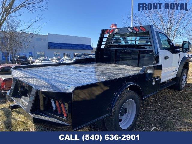 2020 Ford F-550 Regular Cab DRW 4x4, PJ's Hauler Body #T3088 - photo 1