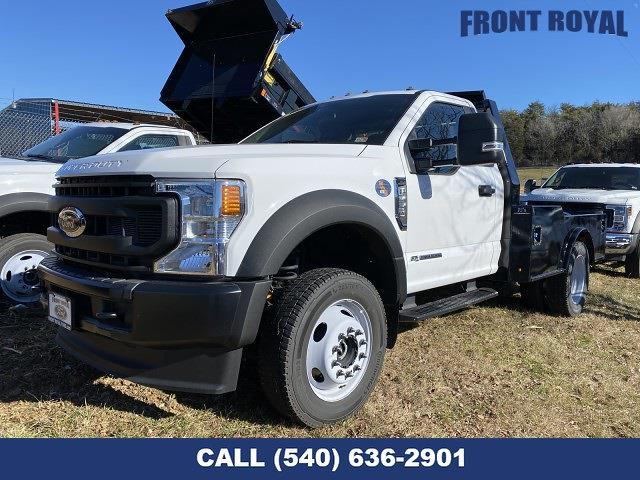 2020 Ford F-550 Regular Cab DRW 4x4, PJ's Western Hauler Body #T3088 - photo 5