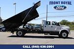 2021 Ford F-650 Crew Cab DRW 4x2, PJ's Landscape Dump #T3125 - photo 14