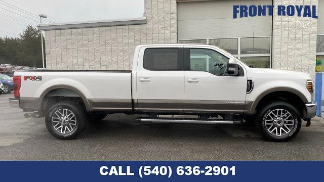 2018 Ford F-350 Crew Cab 4x4, Pickup #T3129A - photo 3