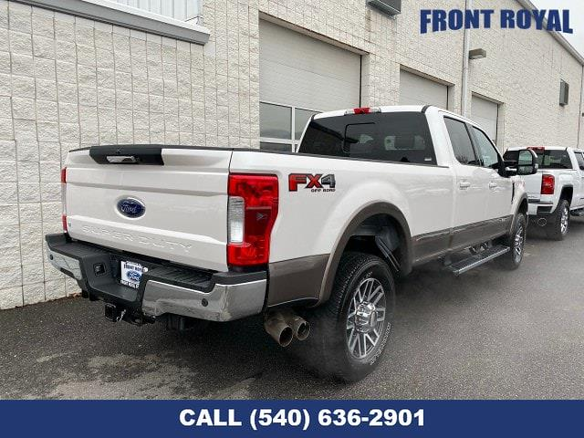 2018 Ford F-350 Crew Cab 4x4, Pickup #T3129A - photo 2