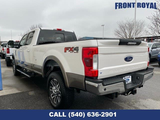 2018 Ford F-350 Crew Cab 4x4, Pickup #T3129A - photo 5