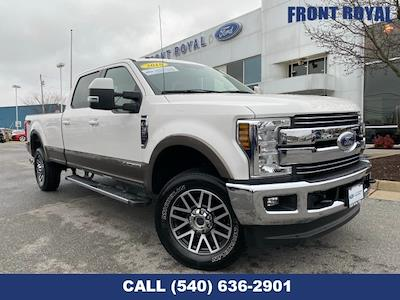 2018 Ford F-350 Crew Cab 4x4, Pickup #T3129A - photo 1