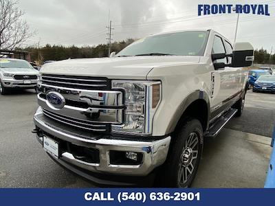 2018 Ford F-350 Crew Cab 4x4, Pickup #T3129A - photo 6