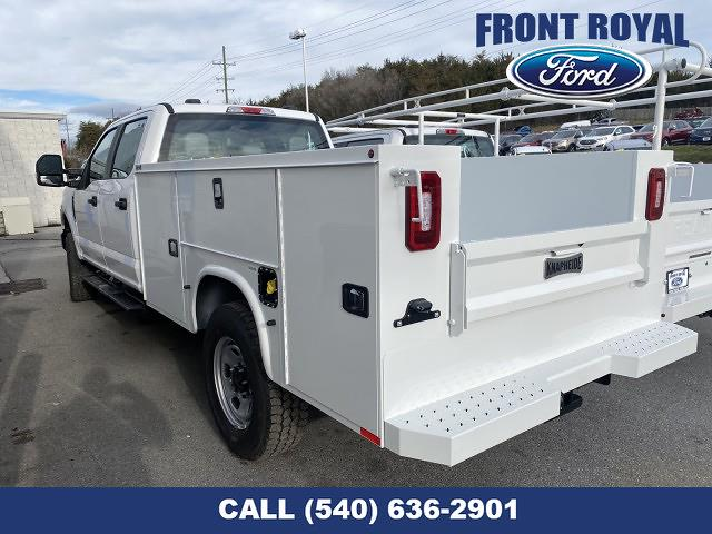 2021 Ford F-350 Crew Cab 4x4, Knapheide Service Body #T3134 - photo 1