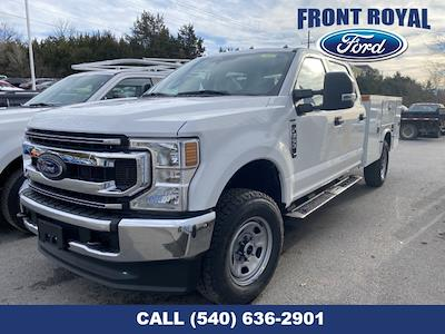 2021 Ford F-350 Crew Cab 4x4, Knapheide Steel Service Body #T3134 - photo 1