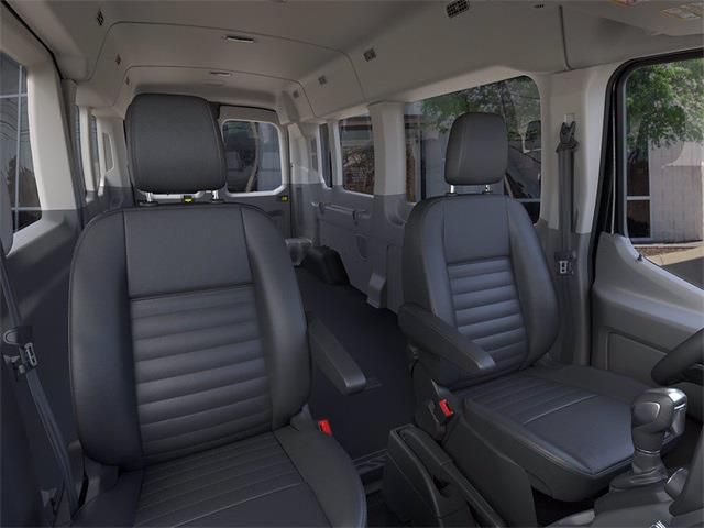 2021 Ford Transit 350 High Roof AWD, Passenger Wagon #T51011 - photo 10
