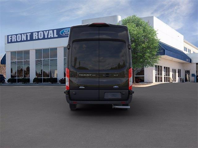 2021 Ford Transit 350 High Roof AWD, Passenger Wagon #T51011 - photo 5
