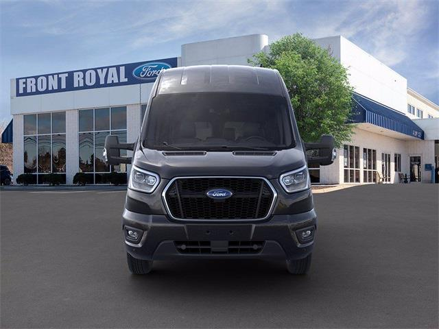 2021 Ford Transit 350 High Roof AWD, Passenger Wagon #T51011 - photo 6