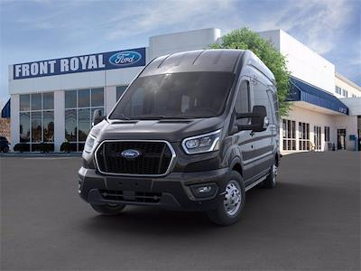 2021 Ford Transit 350 High Roof AWD, Passenger Wagon #T51011 - photo 3