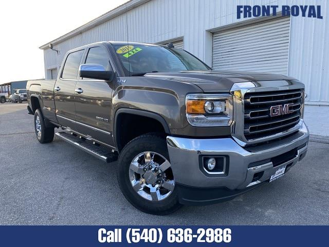 2015 GMC Sierra 2500 Crew Cab 4x4, Pickup #V20229B - photo 1