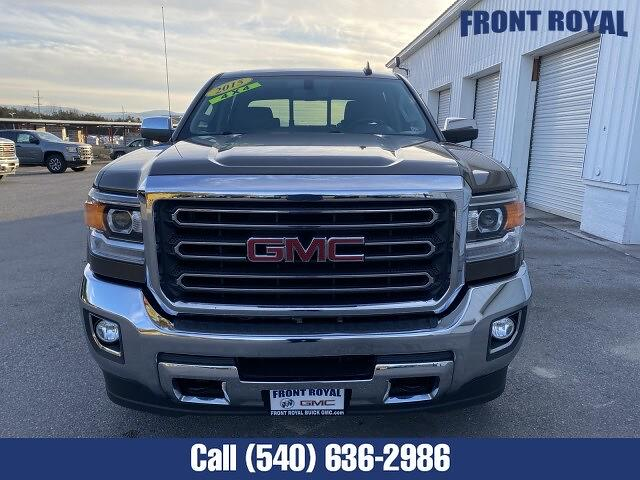 2015 GMC Sierra 2500 Crew Cab 4x4, Pickup #V20229B - photo 8