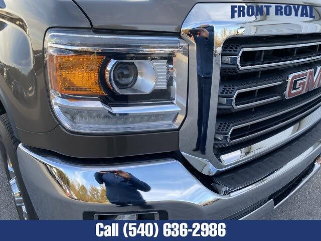 2015 GMC Sierra 2500 Crew Cab 4x4, Pickup #V20229B - photo 9