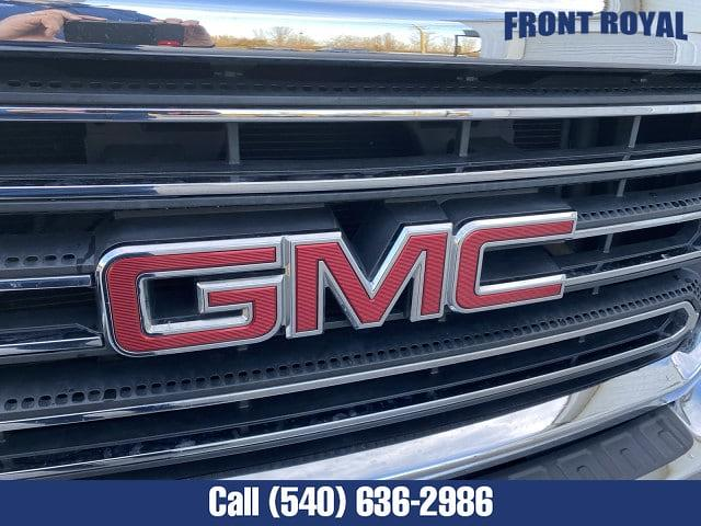 2015 GMC Sierra 2500 Crew Cab 4x4, Pickup #V20229B - photo 10