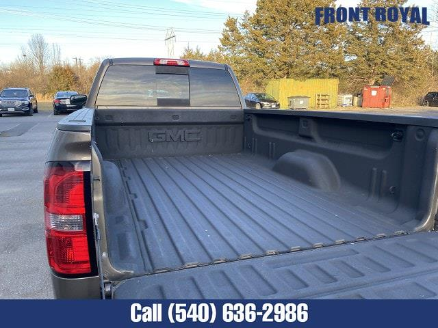 2015 GMC Sierra 2500 Crew Cab 4x4, Pickup #V20229B - photo 17
