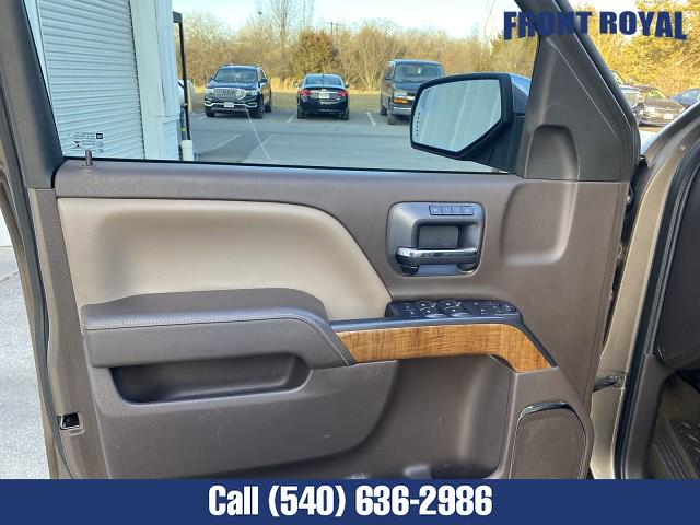 2015 GMC Sierra 2500 Crew Cab 4x4, Pickup #V20229B - photo 24