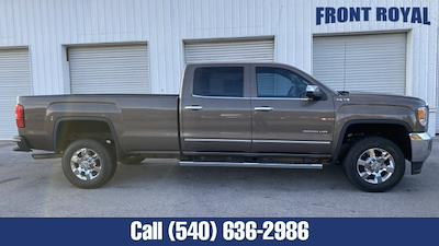 2015 GMC Sierra 2500 Crew Cab 4x4, Pickup #V20229B - photo 3