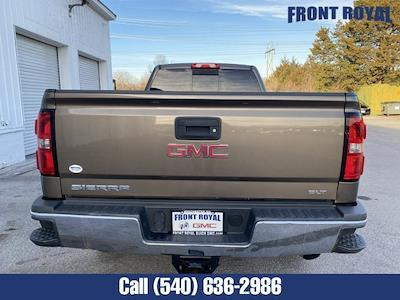 2015 GMC Sierra 2500 Crew Cab 4x4, Pickup #V20229B - photo 4