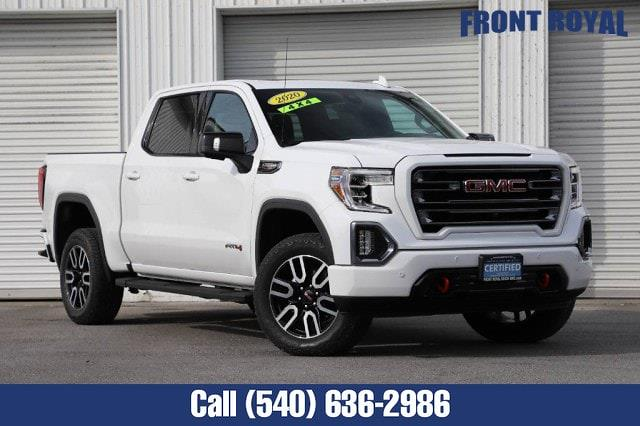 2020 GMC Sierra 1500 Crew Cab 4x4, Pickup #V20292A - photo 1