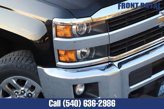 2015 Chevrolet Silverado 2500 Crew Cab 4x4, Pickup #V21023A - photo 3