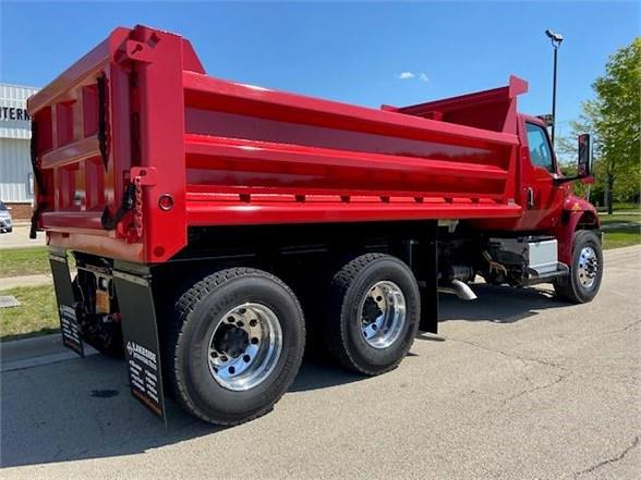 2022 International HV 6x4, Bonnell Industries Inc Dump Body #10413X - photo 1