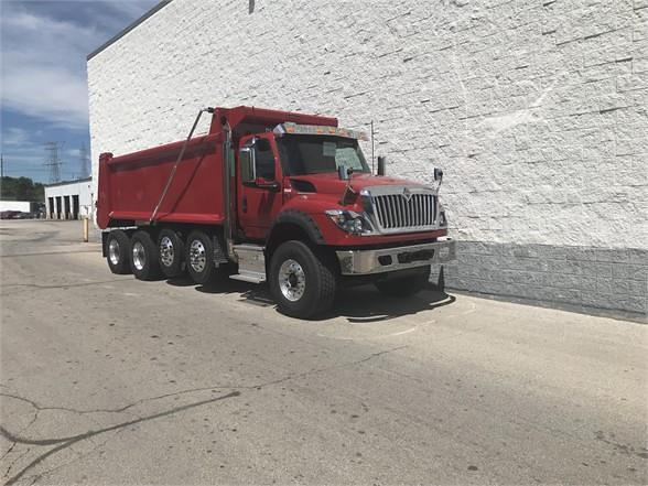 2020 International HV 6x4, Dump Body #8960X - photo 1