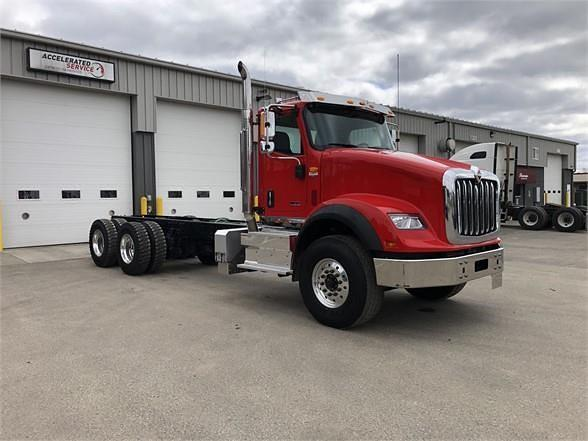 2020 International HX 6x4, Cab Chassis #9520X - photo 1