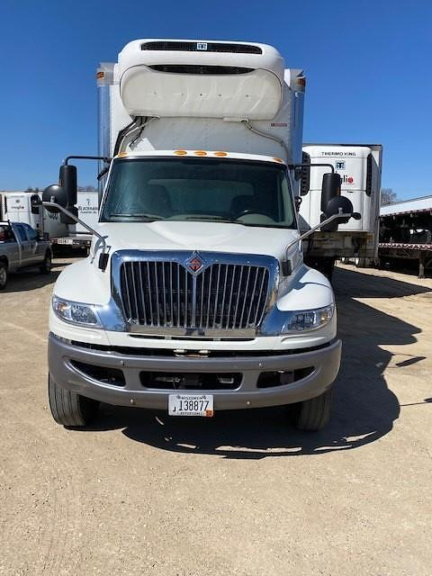 2018 International DuraStar 4400 4x2, Cab Chassis #UTC1353 - photo 1