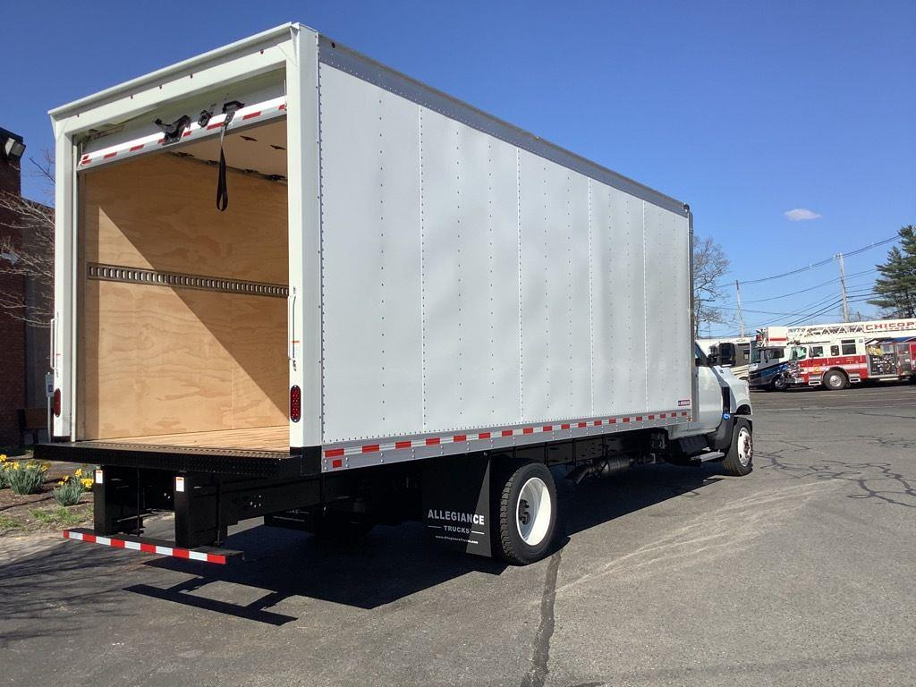 2019 International CV 4x2, Morgan Dry Freight #108628 - photo 1