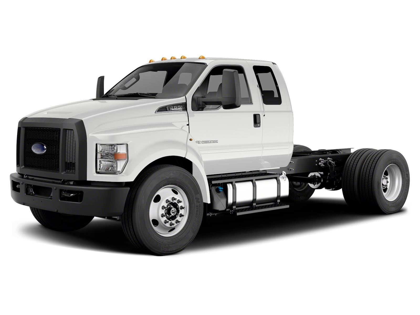 2021 Ford F-650 Super Cab DRW 4x2, Cab Chassis #6M021 - photo 1