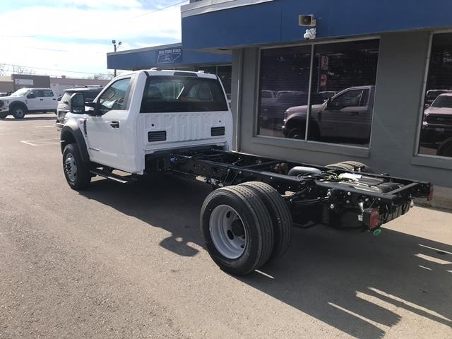 2021 Ford F-600 Regular Cab DRW 4x4, Cab Chassis #A00915 - photo 1