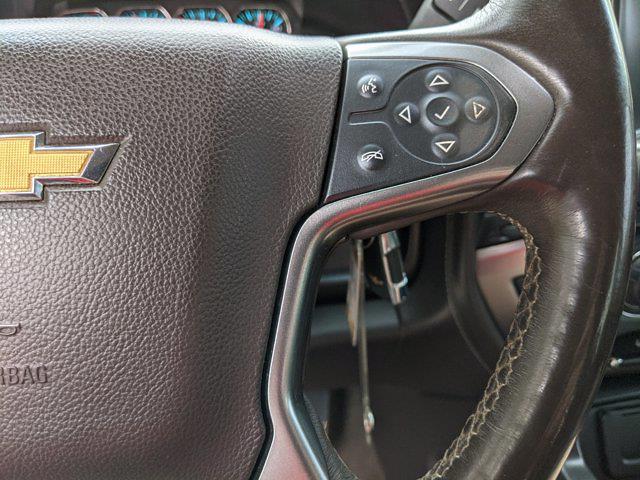 2016 Chevrolet Silverado 1500 Crew Cab 4x2, Pickup #DL37594B - photo 21