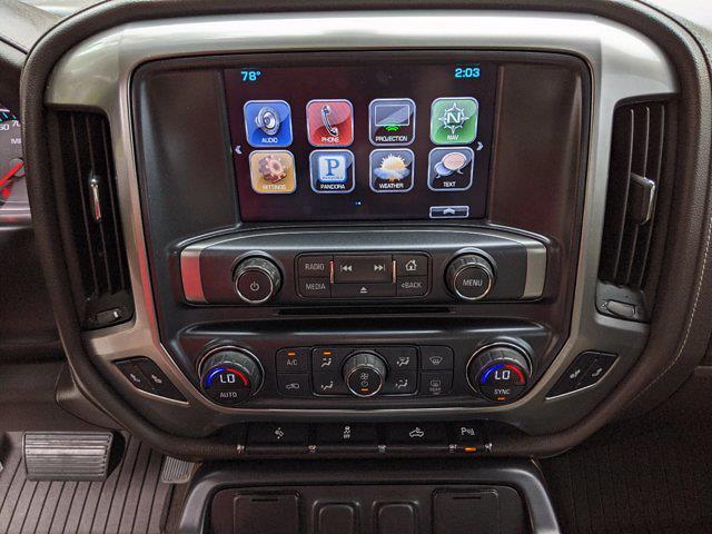 2016 Chevrolet Silverado 1500 Crew Cab 4x2, Pickup #DL37594B - photo 24