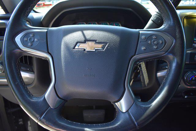 2016 Chevrolet Silverado 1500 Crew Cab 4x4, Pickup #M07177A - photo 16