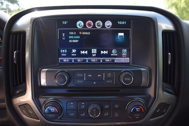 2016 Chevrolet Silverado 1500 Crew Cab 4x4, Pickup #M07177A - photo 20