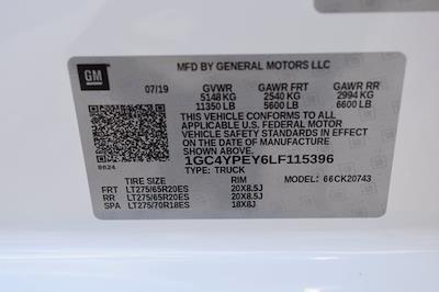 2020 Chevrolet Silverado 2500 Crew Cab 4x4, Pickup #M11308A - photo 37