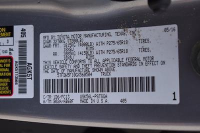 2016 Toyota Tundra Crew Cab 4x4, Pickup #M14094A - photo 31