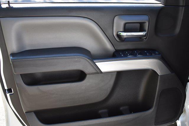 2016 Chevrolet Silverado 1500 Crew Cab 4x4, Pickup #M15338A - photo 11