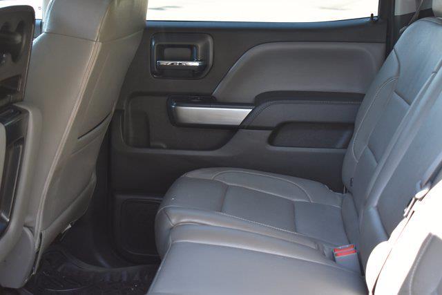 2016 Chevrolet Silverado 1500 Crew Cab 4x4, Pickup #M15338A - photo 23